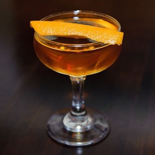 Familiar with the basics? Upgrade to first class with these innovative brandy cocktails.