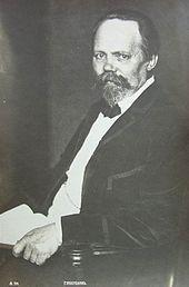 Engelbert Humperdinck- ( 1.September 1854- 27. September 1921 ) war ein deutscher Komponist der Spätromantik.
