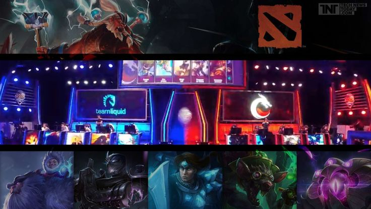 How Dota 2 and Other Professional Gaming Events are Taking E-Sports Mainstream
