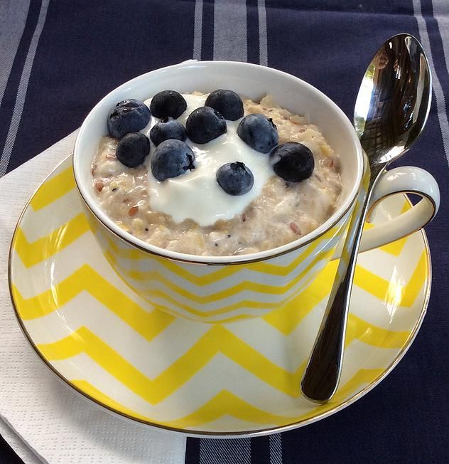 Fuel Fit | Bircher Muesli