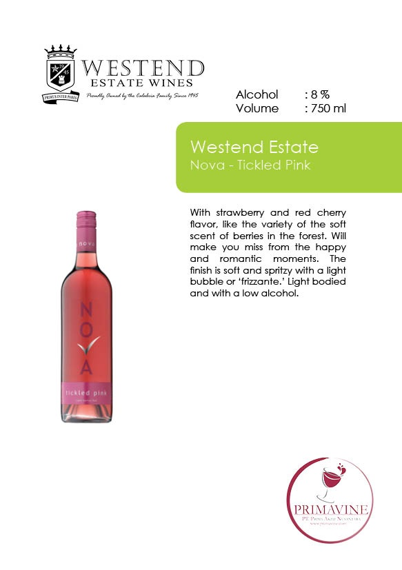 Westend Estate  Nova-Tickled Pink
