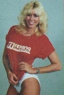 Missy Hyatt 1980's