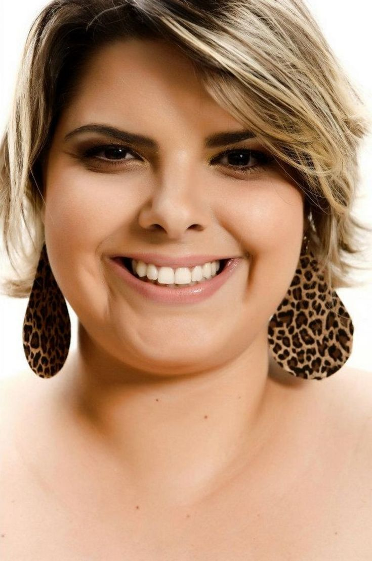 fat face hairstyles ideas