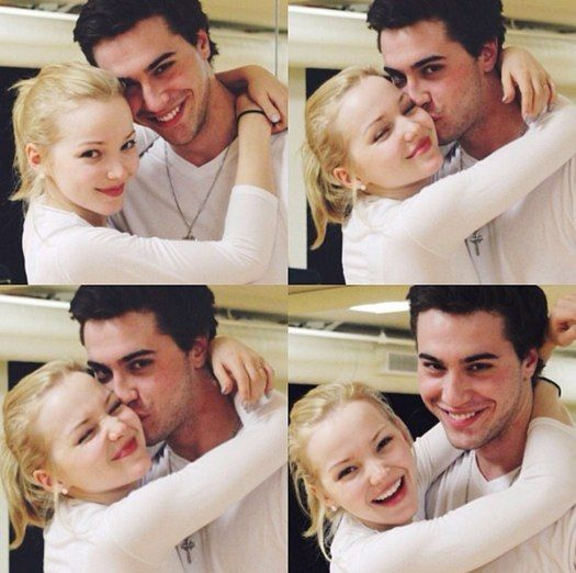 Dove Cameron and her boyfriend announce the name of their band!