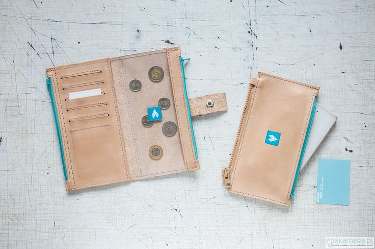 portmonetki-Portfel - Pocket MAXI / Natural SEA