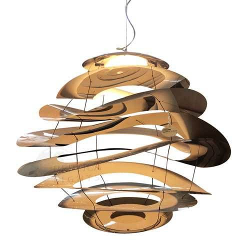 Designer Replica Lights - Replica Innermost Buckle Pendant Light by Tina  Leung, (http: