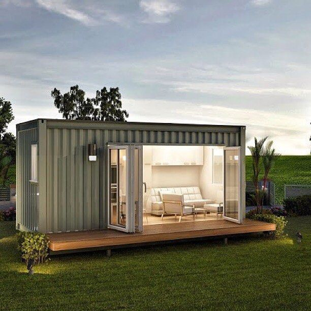 The 25 best granny flat plans ideas on pinterest granny for Modular granny flat california