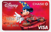 Choose Between Disney Premier and Disney Rewards Visa