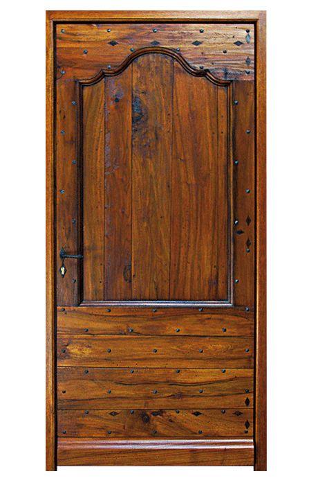 8 best portes du0027entrée images on Pinterest Solid wood, Doors and Drown