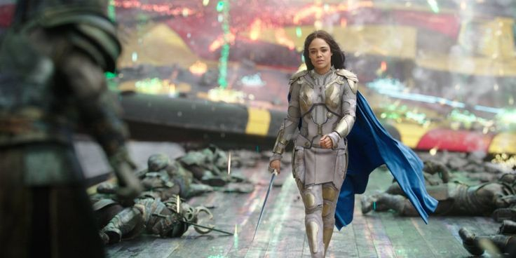 Thor: Ragnarok Cut A Moment Alluding to Valkyrie's Bisexuality