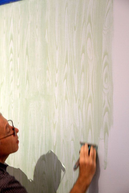 25 Best Faux Wood Paint Ideas On Pinterest
