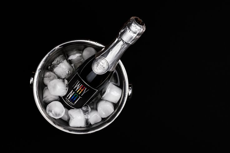 Why Not Sparkling -  Extra Brut #extrabrut #sparklingwine #champagne #wine #bottle #enjoy