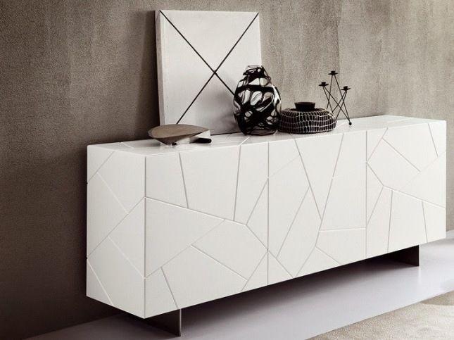 Sideboards Remarkable White Modern Sideboard Modern Credenza Ikea