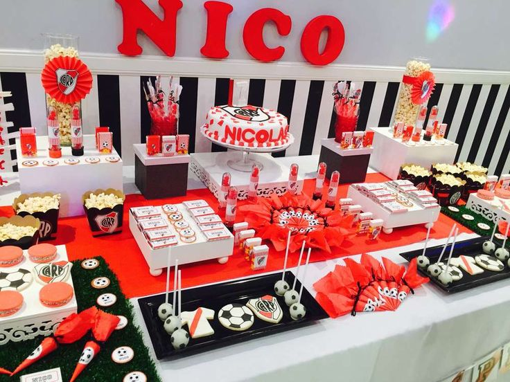 River Plate | CatchMyParty.com