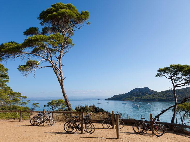 Parc national Port-Cros & Porquerolles, Côte d'Azur, Var