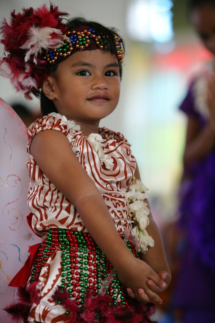 Girls samoa