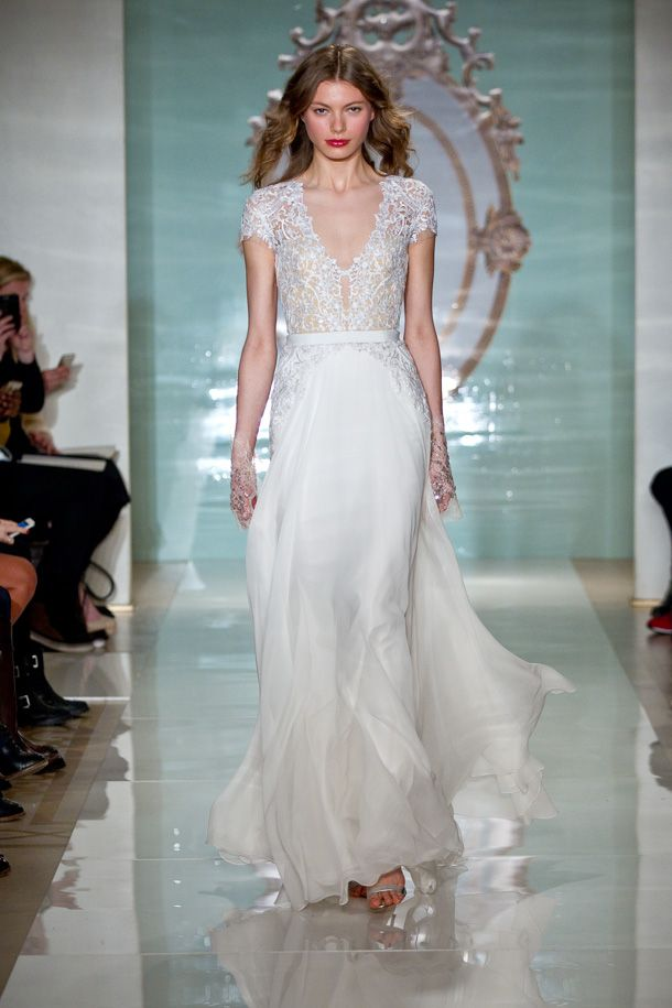 24 best Bridal Spring 2015 images on Pinterest | Wedding frocks ...