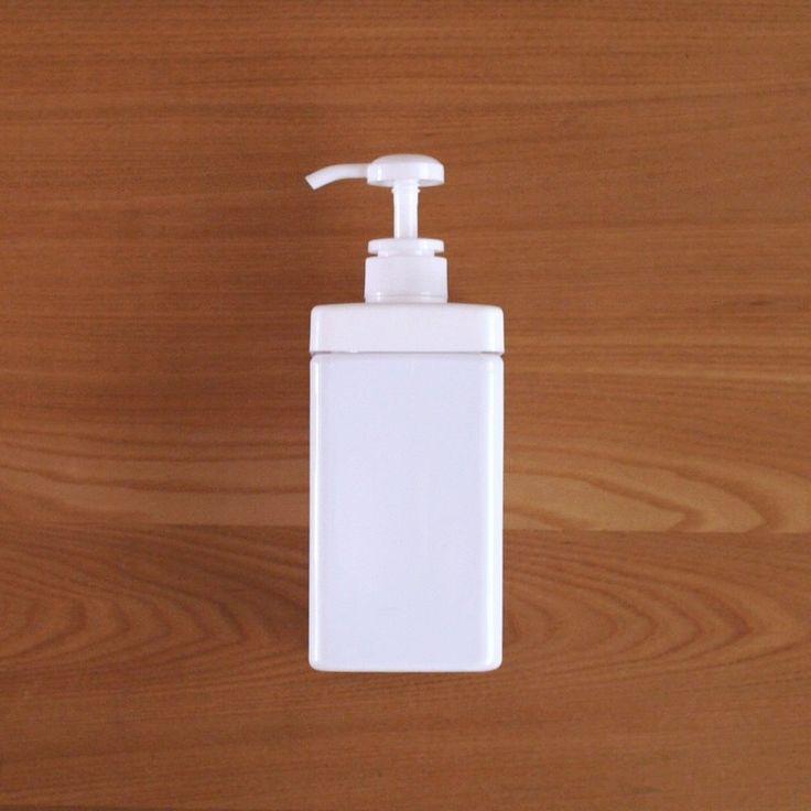 詰め替え時のイライラ解消!便利な【ニトリ】の浴室ボトル LIMIA (リミア)