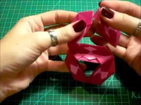 Adaga em Flor - Criação Isa Klein - YouTube