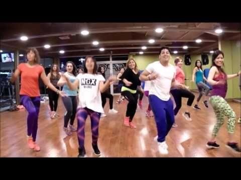 Vente Pa Ca | Zumba | YouTube