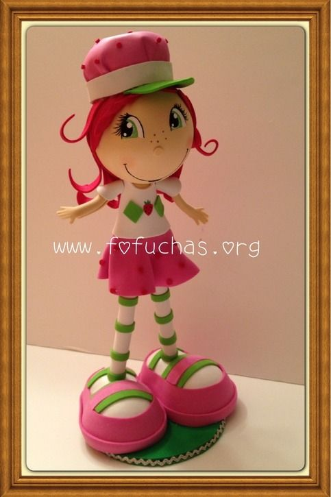 1000 Images About Strawberry Shortcake Party On Pinterest
