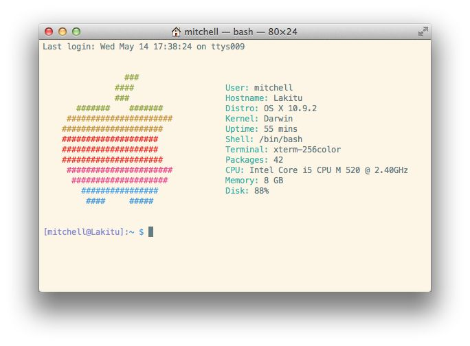 Eight Terminal Utilities Every OS X Command Line User Should Know · mitchchn.me
