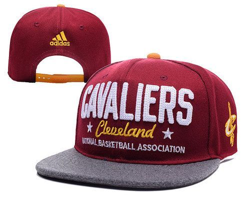 NBA Cleveland Cavaliers Fashionable Snapback Cap for Four Seasons
