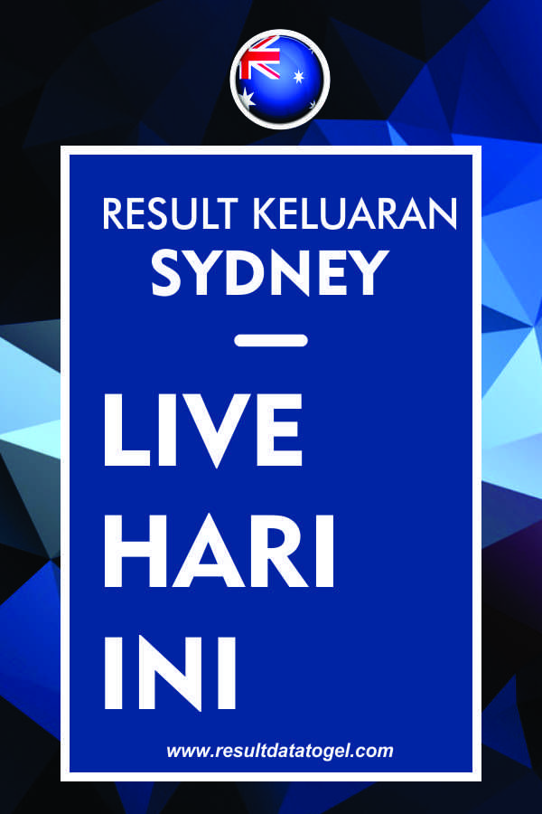 Result Keluaran Nomor Togel Sydney Live Hari Ini Data Pengeluaran Result Togel Sydney Resultsydney Datasydney Togelsydney Livesydney Sydney