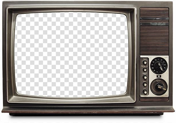 Television High Fidelity Old Tv Powered On Vintage Tv Transparent Background Png Clipart Old Tv Vintage Tv Photo Collage Template