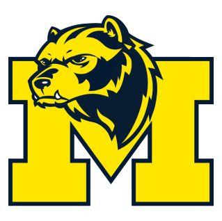 michigan wolverines mascot | Michigan Wolverines Logo