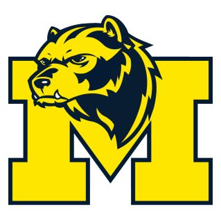 michigan wolverines mascot | Michigan Wolverines Logo