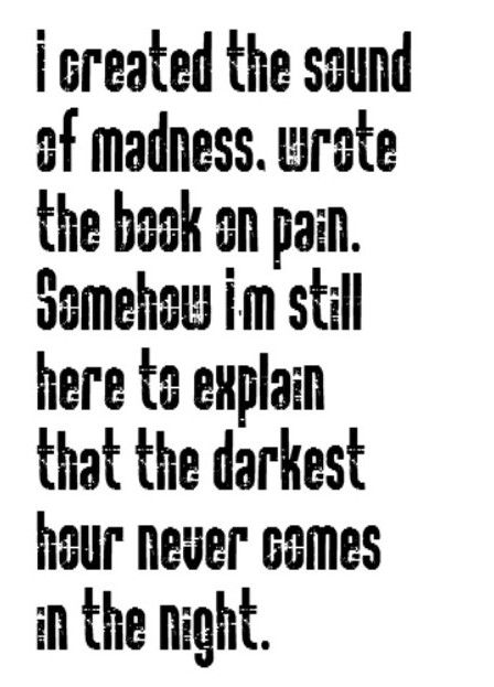 Shinedown - Sound of Madness - song lyrics, songs, music lyrics, song quotes, music quotes