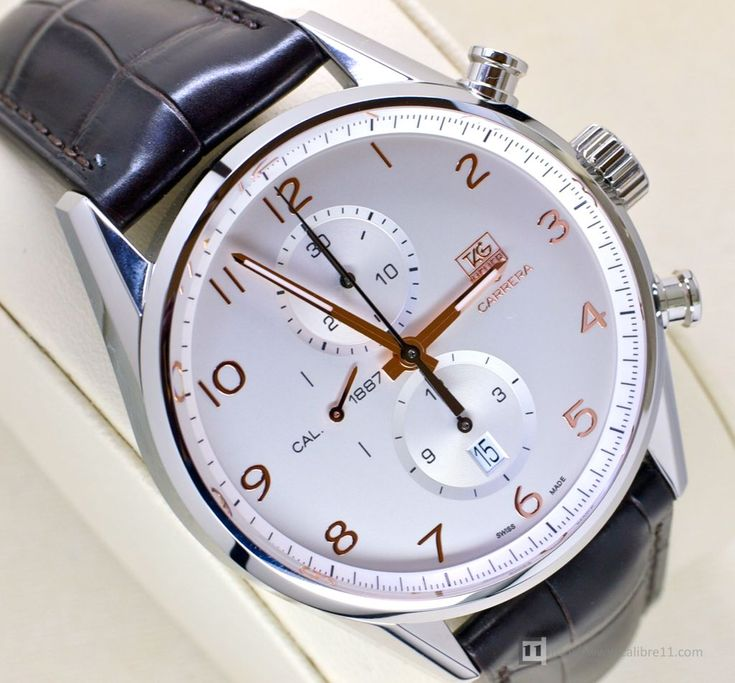 Review- TAG Heuer Carrera Calibre 1887 43mm | The Home of TAG Heuer Collectors | CARRERA - Page 2