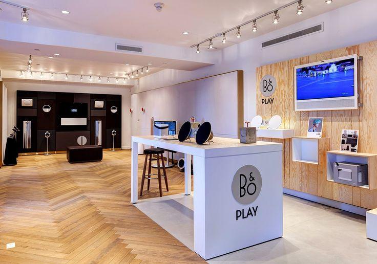 bang & Olufsen showroom - Google Search