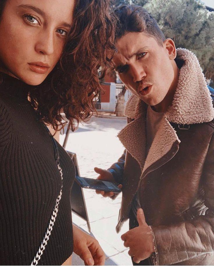 Maria Pedraza & Jaime Lorente Lopez  #lacasadepapel #elite #netflix #spanish #sp…