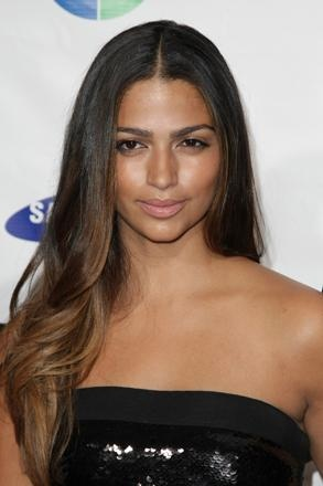 Steal Her Style:  Camila Alves Dipped Tips