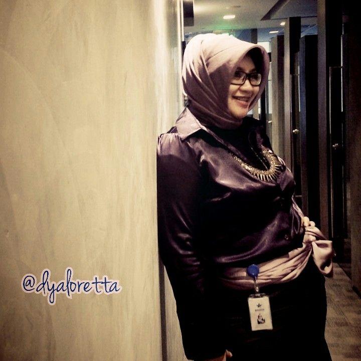 Purple Office Mate