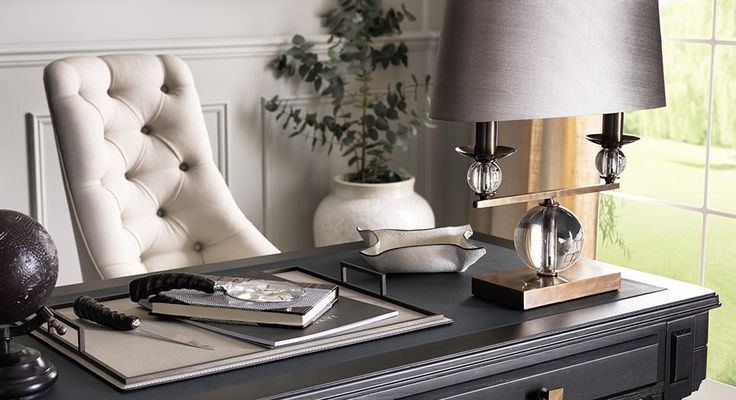 Shop new home office furniture online at LuxDeco.com. Discover new designer brand collections. Free UK delivery