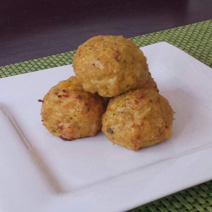 Recipe Kids Hidden Veg Chicken Bites by MrsBell - Recipe of category Baby food