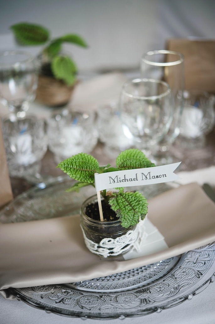 wedding ideas brown rustic brown green and champagne wedding table decor 28070