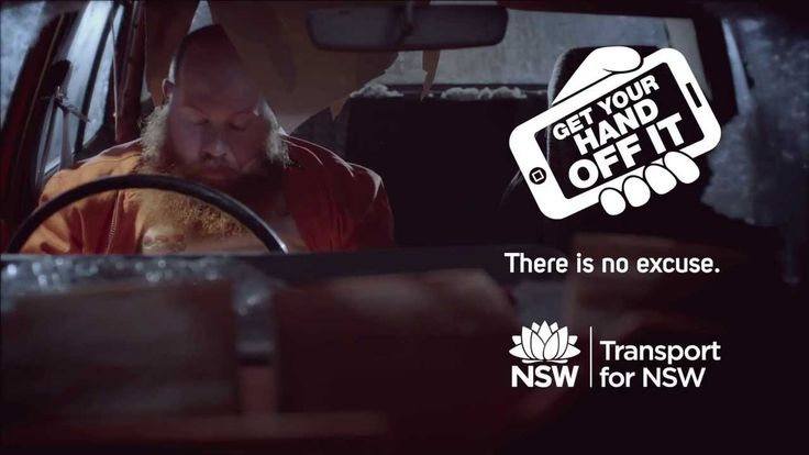 """Derek Anderson -- Get Your Hands Off It: A road safety message brought to you by Transport for NSW, Australia.   Visit Transport for NSW : http://www.youtube.com/user/Transport...  Bearded manchild here, Derek Anderson.  Mad love goes out to my orangutan car, my phone and my ginger cat.  Watch, listen, learn. """"Get Your Hands Off It"""" is changing music videos forever. #GetYourHandsOffit"""