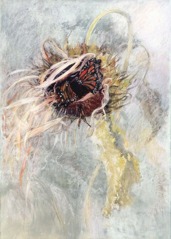 Three Monarchs by Jimmy Wright