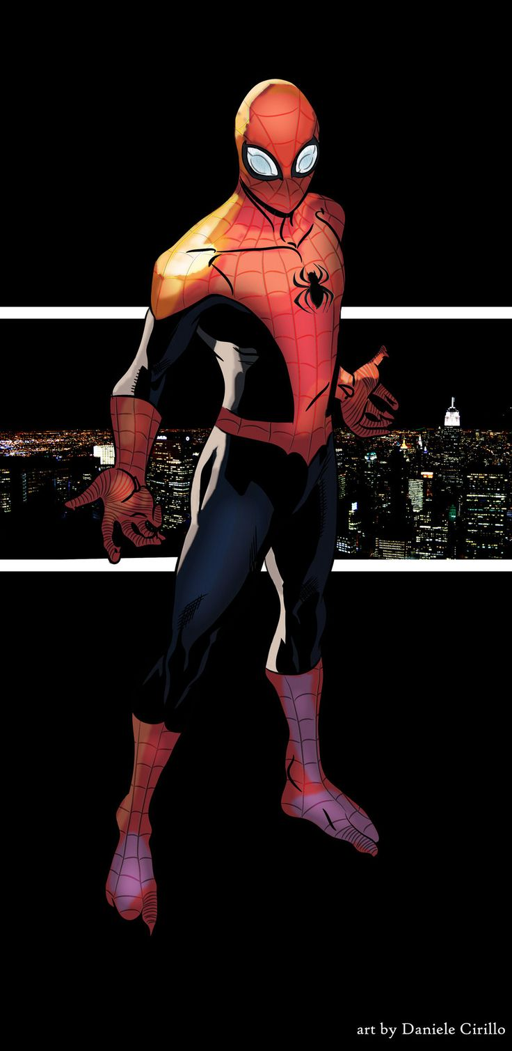 Spider-Man IV (Dr. Otto Octavius in Peter's Body) aka The Superior Spider-Man Version 1