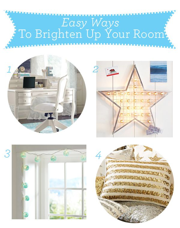 17 best images about bedroom ideas on pinterest offices for How to brighten a room