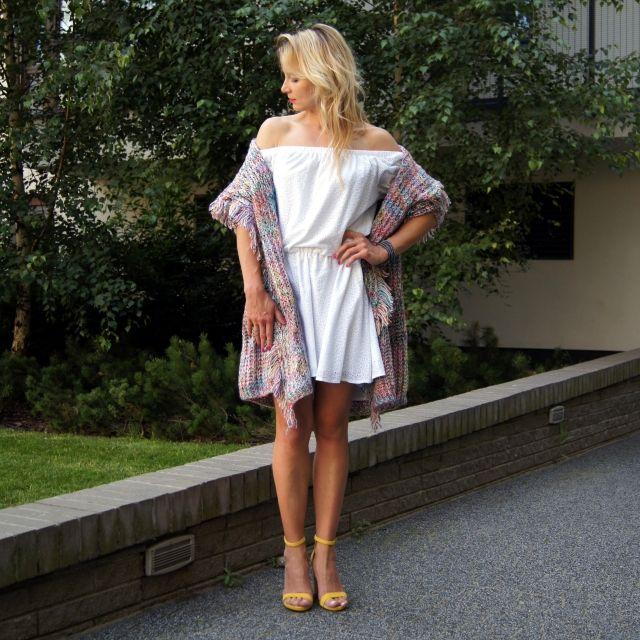 Kardigan Vannes - jeśli chcesz zapewnić sobie ciepło i stylowy wygląd, to jest to strzał w dziesiątkę! ❤ www.icobel.com