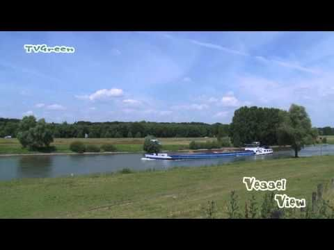 Videoclip from the stockshot.nl library: Vessel Marlam sailing the river IJssel >> https://youtu.be/FD4imWFy_g4