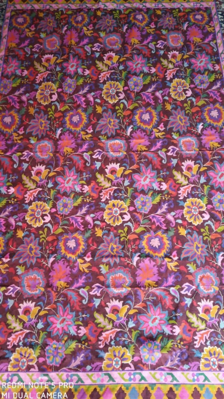 Shahtoosh Image By Bashtoosh Shawls Embroidery Sprinkles Candy