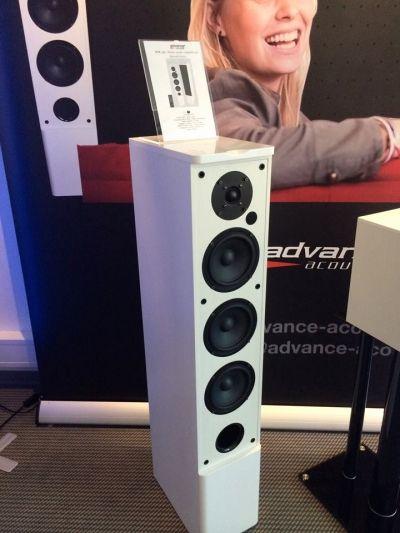 Advance Acoustic AIR 150 bezprzewodowe głośniki Bluetooth