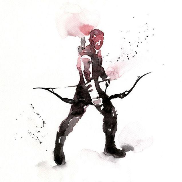 super hero peinture 6