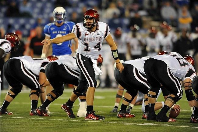 NFL Draft Bio: Ryan Lindley (QB) San Diego State